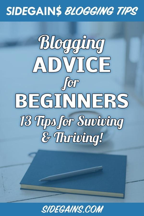 Tips and Advice for New Bloggers