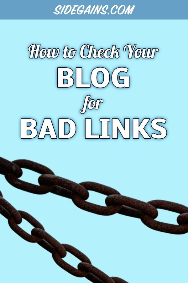 Checking for Unnatural Links