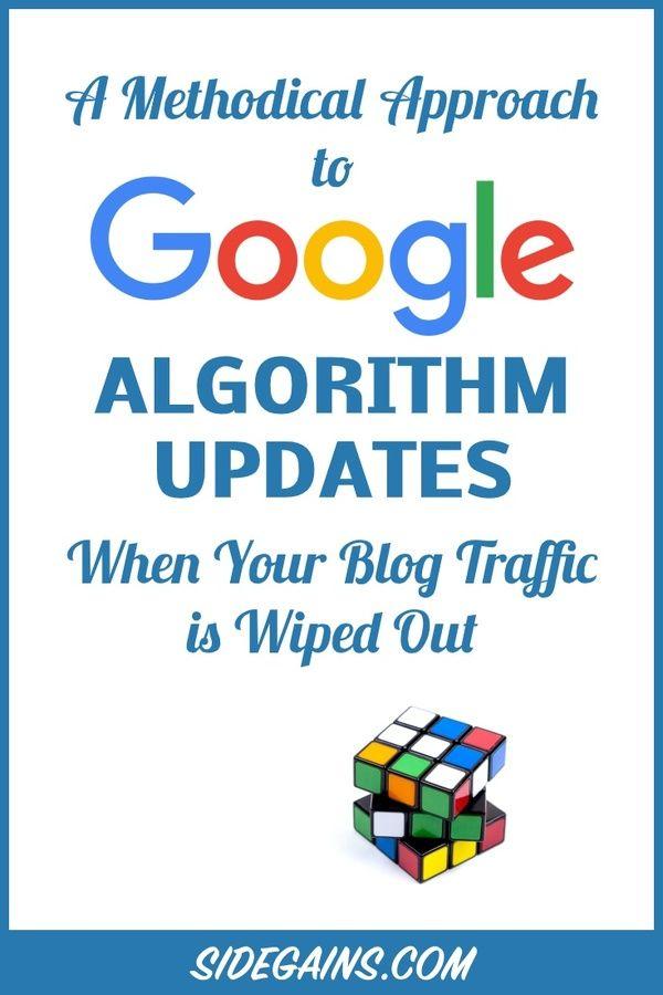 Surviving Google's Algorithm Changes