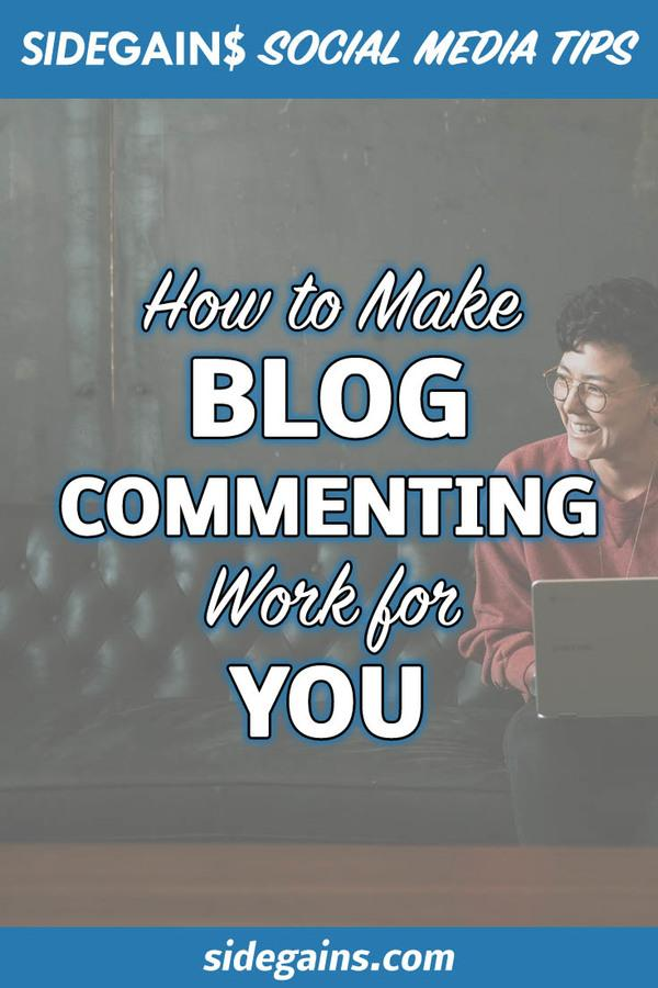 "Blog Commenting ""How To"" Guide"