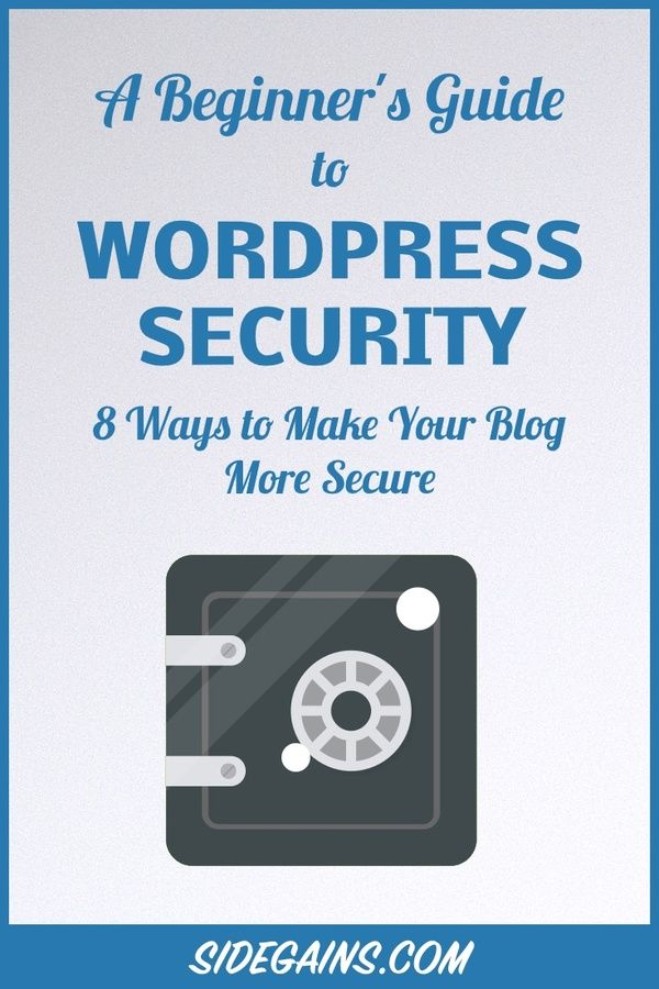 A Beginner's Guide to WordPress Security