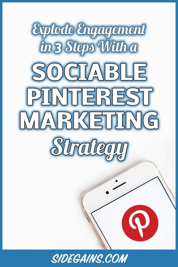 A Marketing Strategy for Pinterest
