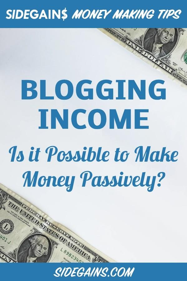 The Difference Between Passive & Active Income Streams
