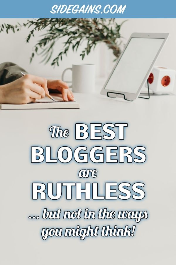 10 Things a Great Blogger Does