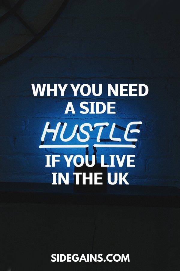 Side Hustles Pinterest