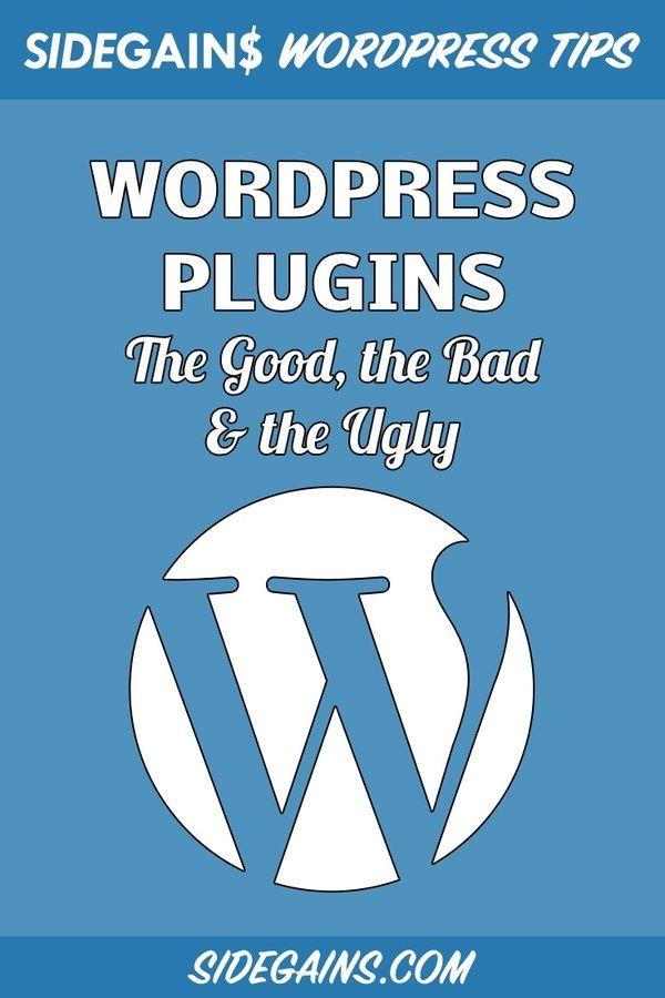 WordPress Plugins Pinterest Image