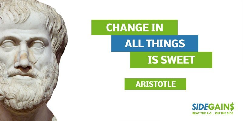 Aristotle Change in All Things