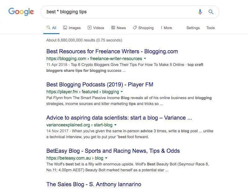 What Are Search Operators & How Are They Used - SideGains™