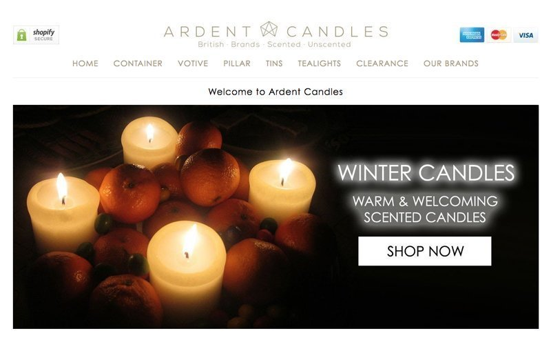 Ardent Candles