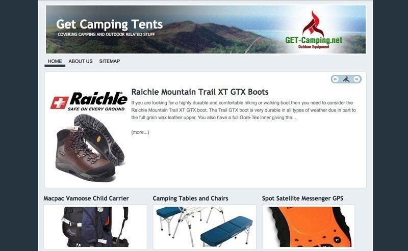 Get Camping