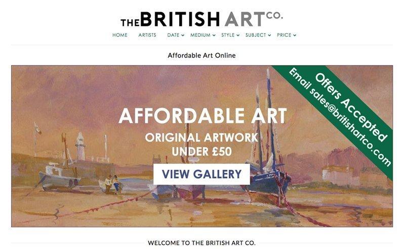 The British Art Co.