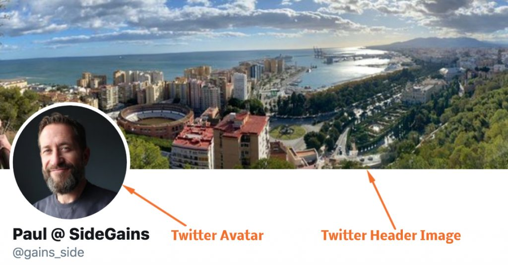 Twitter Profile Images: Avatar and Header